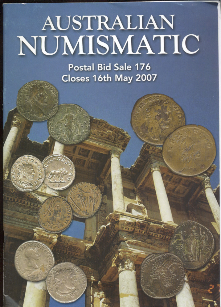 Australian Numismatic Postal Bid Sale May 2007