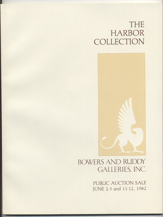 Bowers and Ruddy Galleries Harbor Collection June 1982