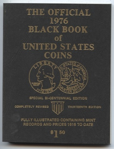 The Official 1976 Black Book of United States Coins