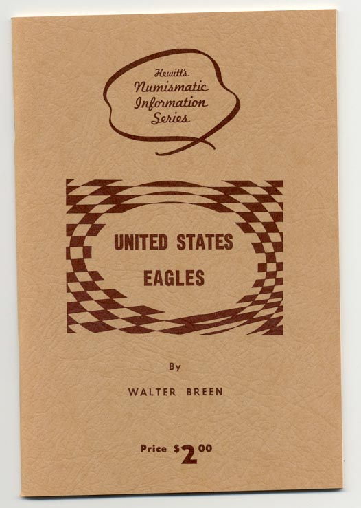 United States Eagles By Walter Breen