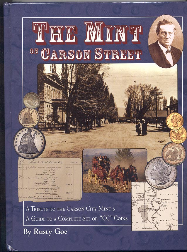 The Mint On Carson Street By Rusty Goe