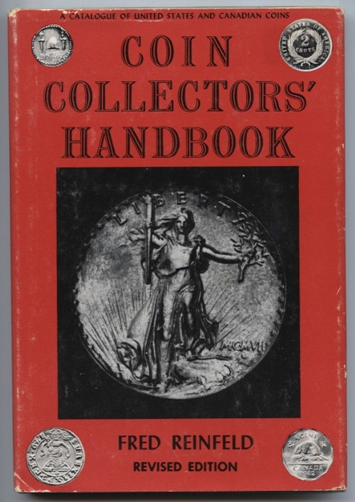 Coin Collectors Handbook by Fred Reinfeld