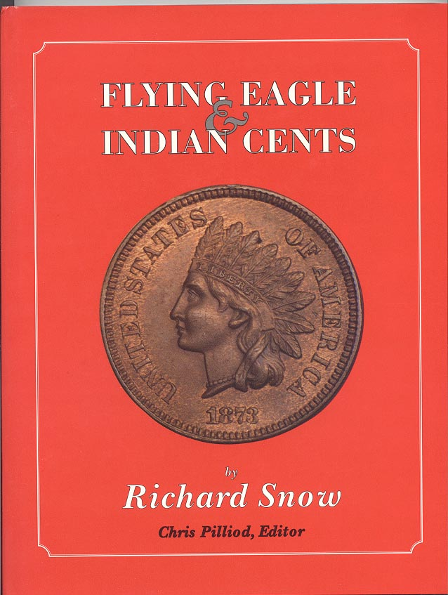 Flying Eagle And Indian Cents by Richard Snow