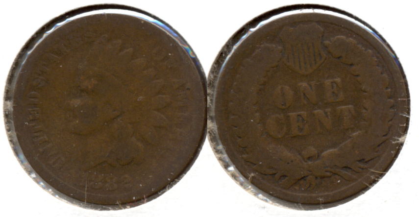 1882 Indian Head Cent Good-4 ab