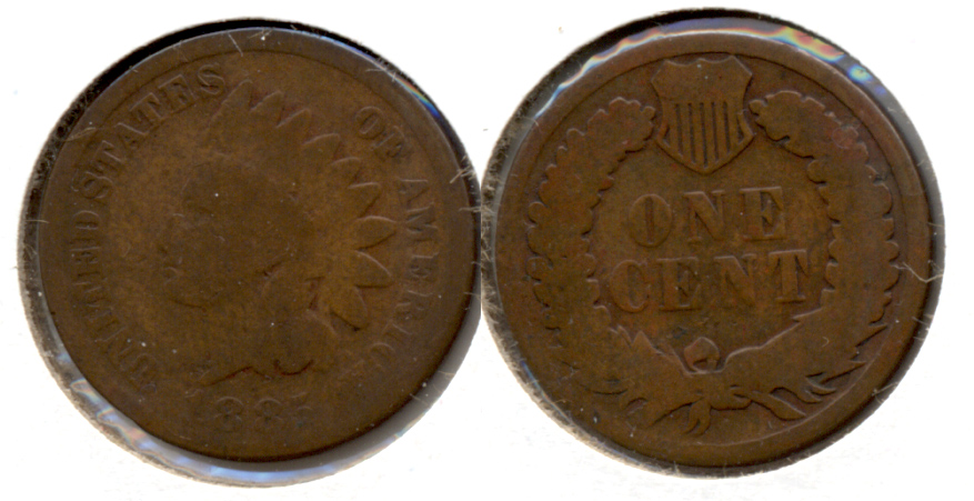 1885 Indian Head Cent G-4 n