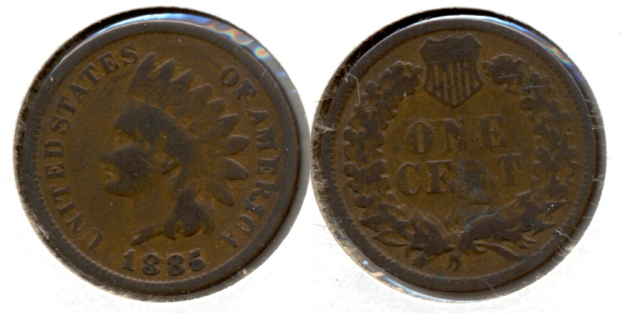 1885 Indian Head Cent G-4 o