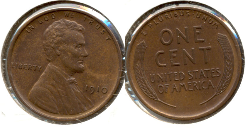 1910 Lincoln Cent MS-60