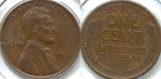 1931-D Lincoln Cent EF-40