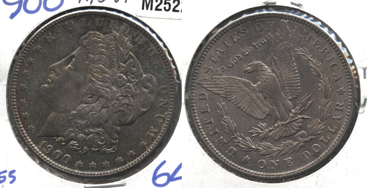 1900 Morgan Silver Dollar MS-64 #b