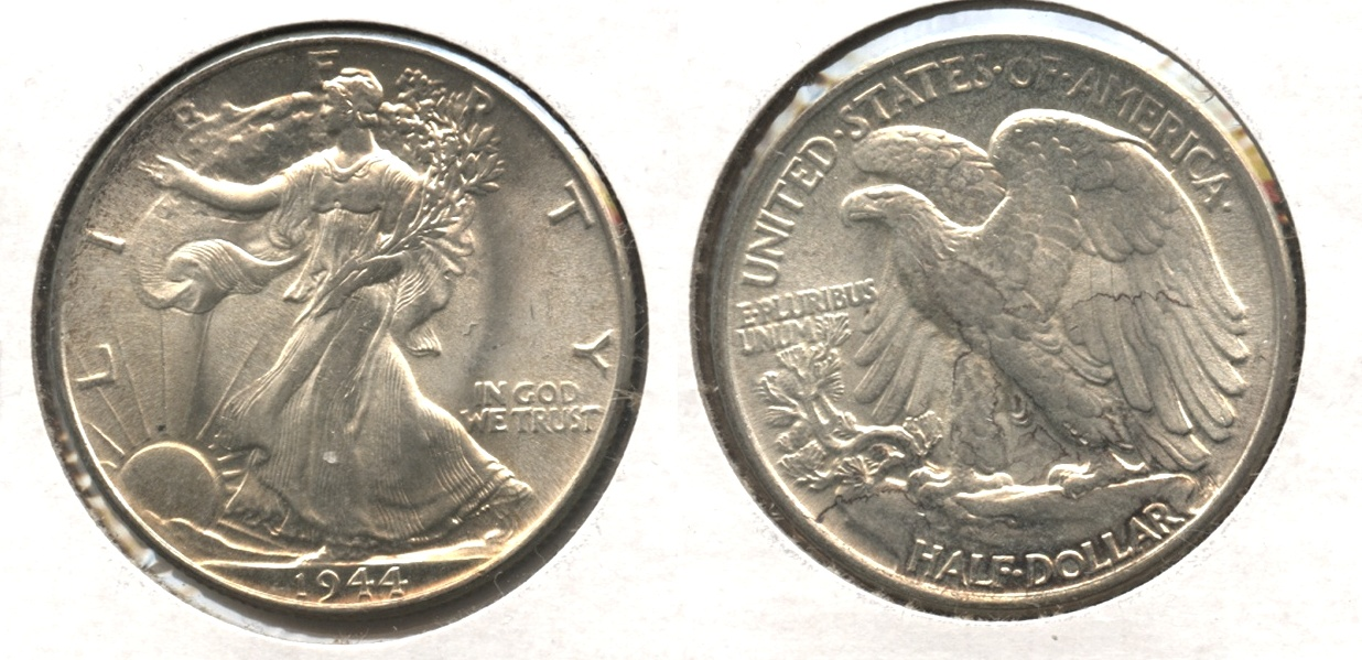 1944 Walking Liberty Half Dollar MS-63 #g