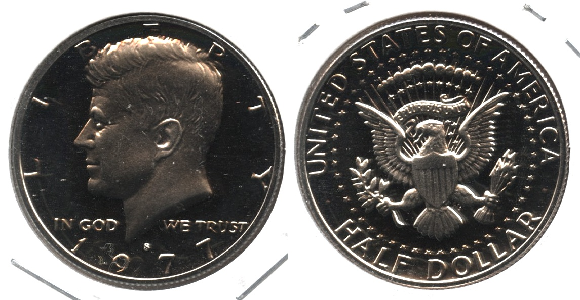 1977-S Kennedy Half Dollar Proof