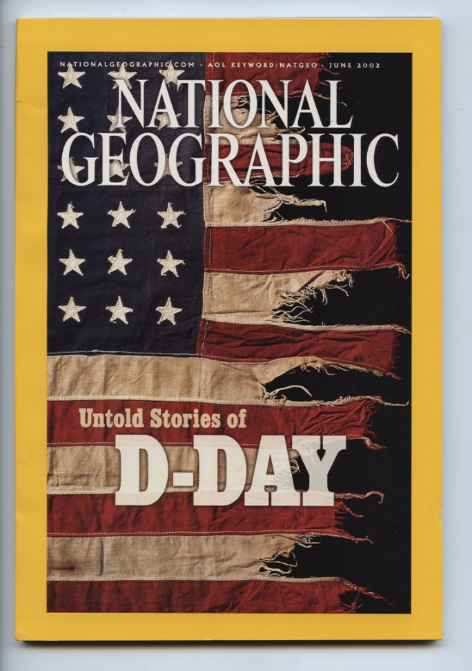 National Geographic Magazine June 2002