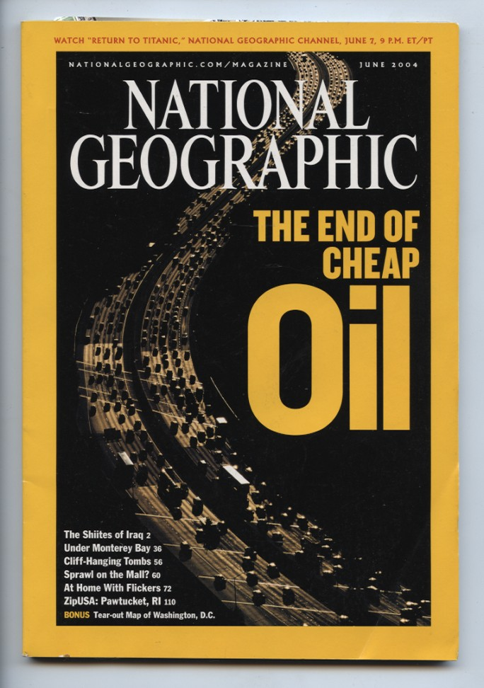 National Geographic Magazine June 2004