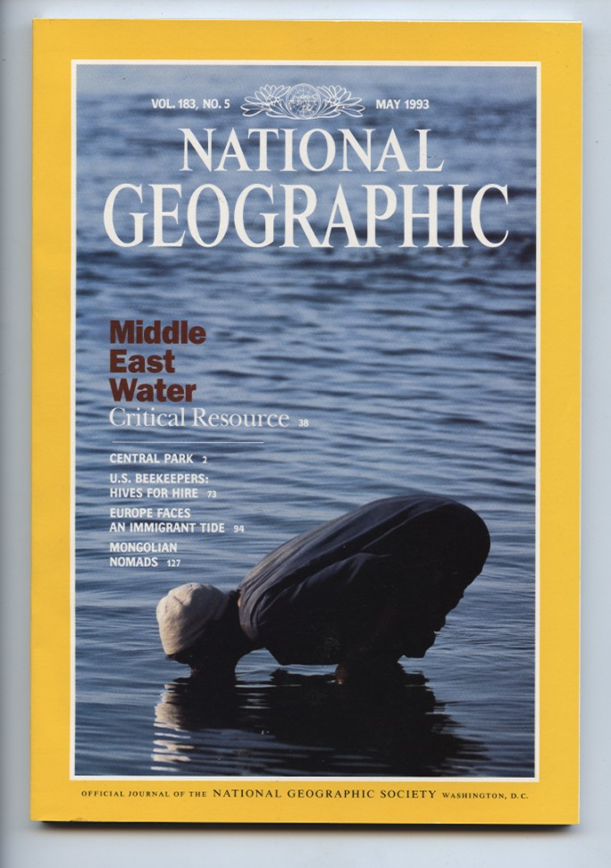 National Geographic Magazine May 1993
