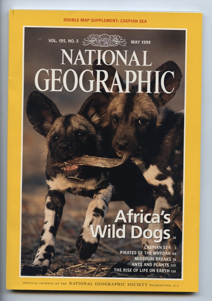 National Geographic Magazine May 1999