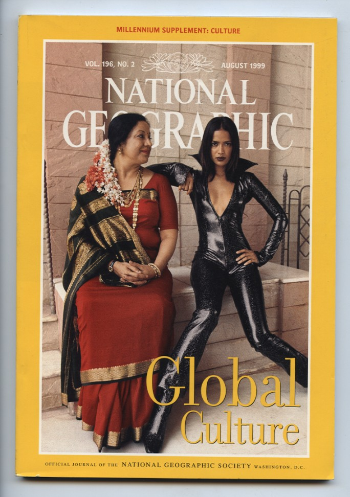 National Geographic Magazine August 1999
