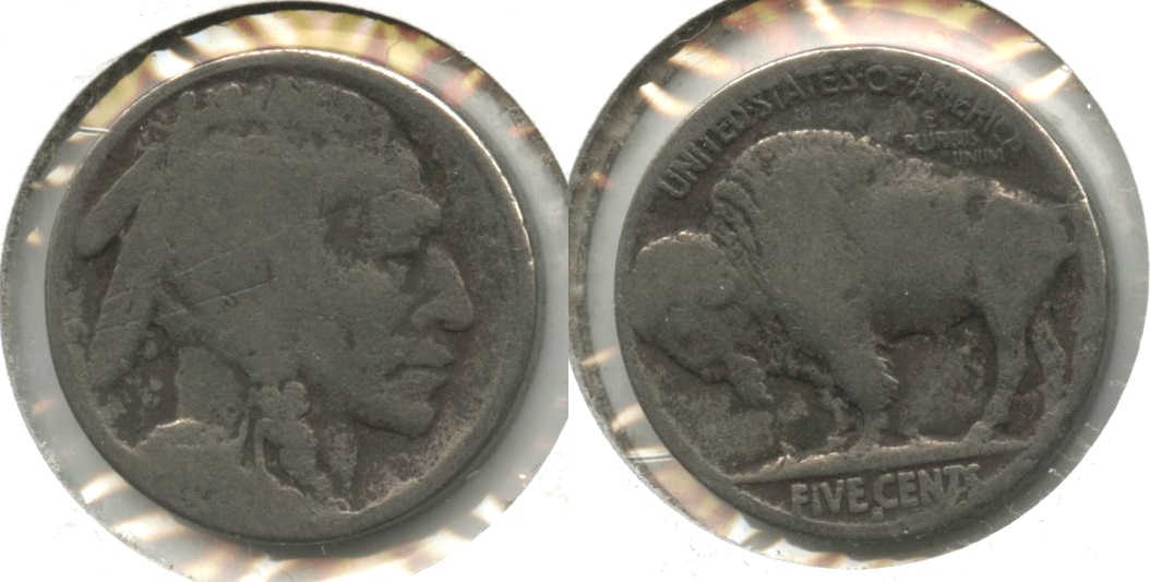 1913-S Type 2 Buffalo Nickel Fair-2