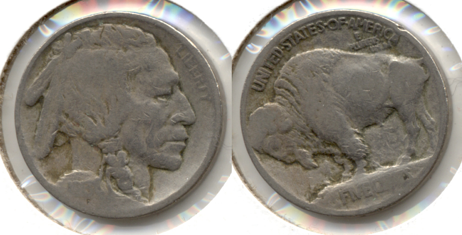 1913 Type 1 Buffalo Nickel Good-4 l