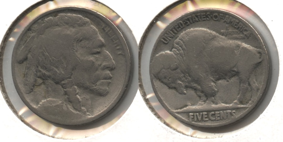 1913 Type 2 Buffalo Nickel Good-4 #f