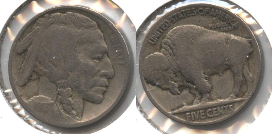 1913 Type 2 Buffalo Nickel VG-8 #d