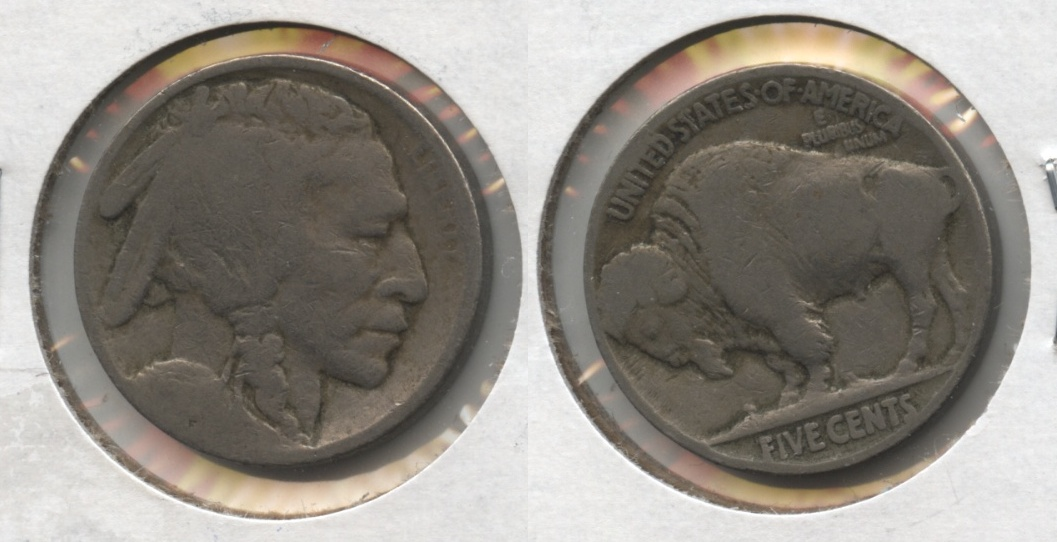 1914 Buffalo Nickel AG-3 #i