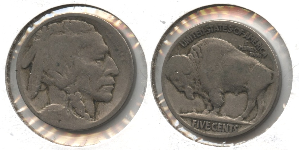 1915 Buffalo Nickel AG-3 #ac