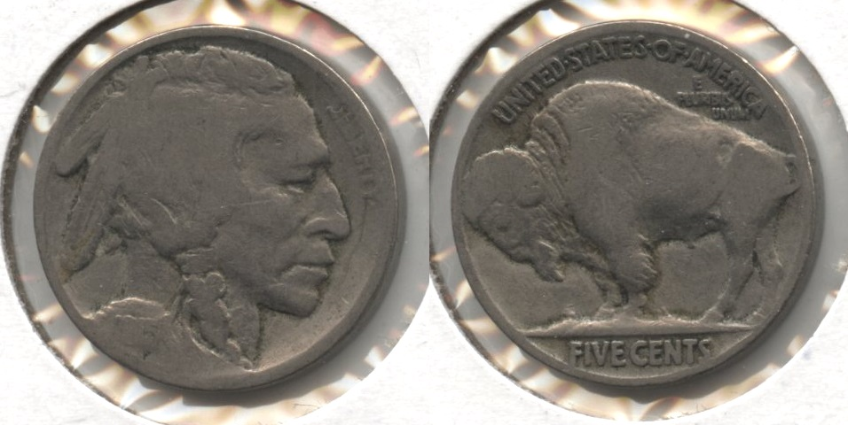 1915 Buffalo Nickel Good-4 #aq