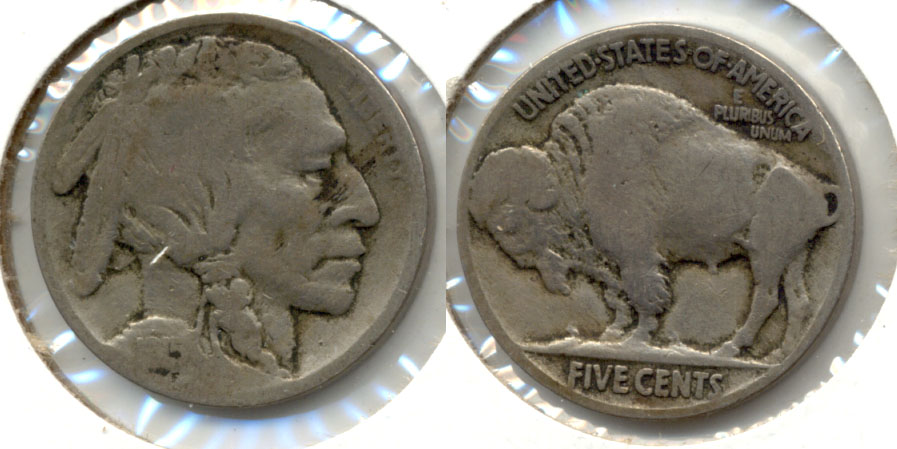 1915 Buffalo Nickel Good-4 z