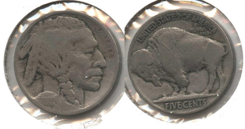 1915 Buffalo Nickel VG-8 #p