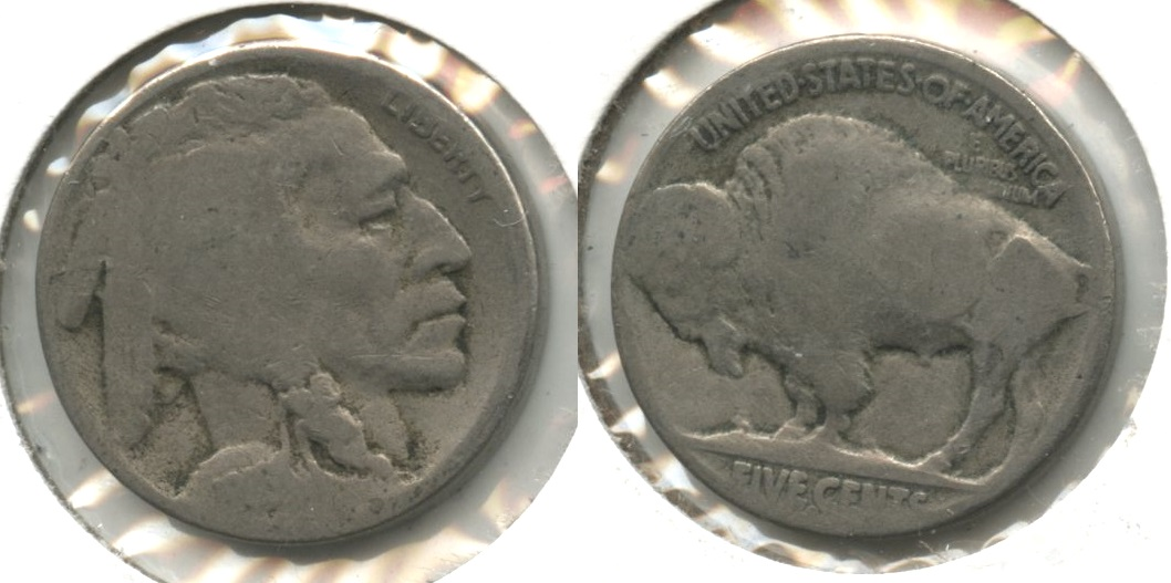 1916-S Buffalo Nickel AG-3 #c