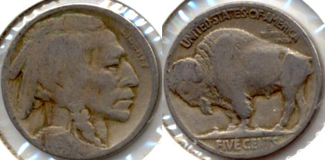 1916 Buffalo Nickel AG-3 c