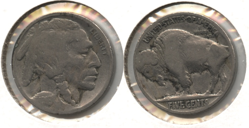1916 Buffalo Nickel AG-3 #x