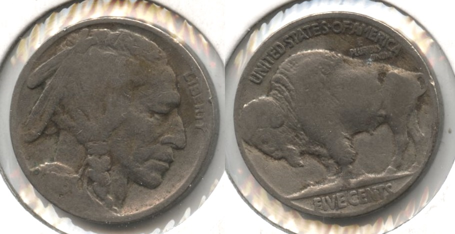1916 Buffalo Nickel Good-4 #av