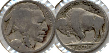 1916 Buffalo Nickel Good-4 l