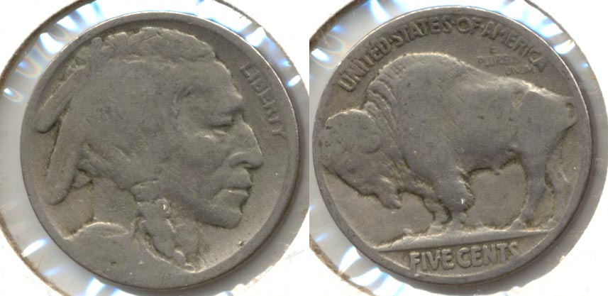 1917 Buffalo Nickel AG-3 n