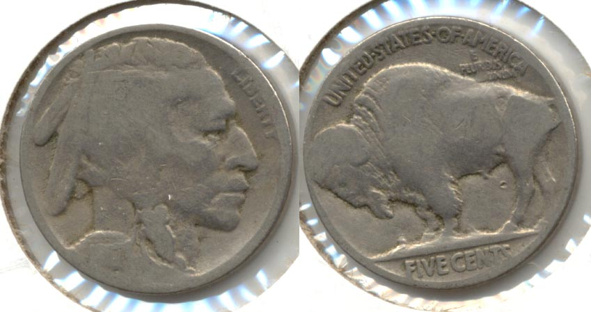 1917 Buffalo Nickel Good-4 aa