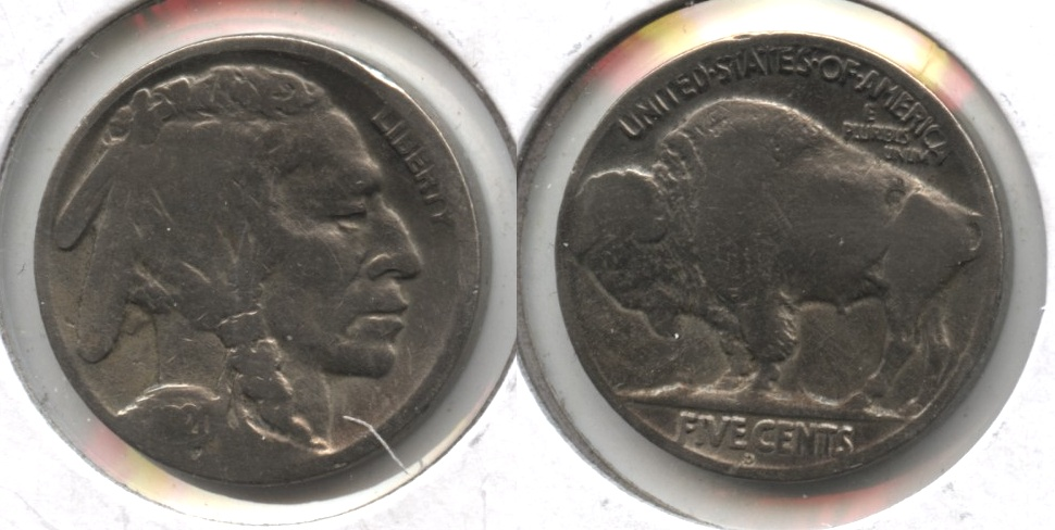 1920-D Buffalo Nickel Fair-2