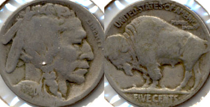 1920-S Buffalo Nickel AG-3 b