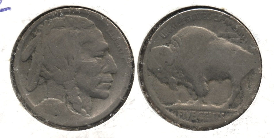 1920-S Buffalo Nickel AG-3 #bu