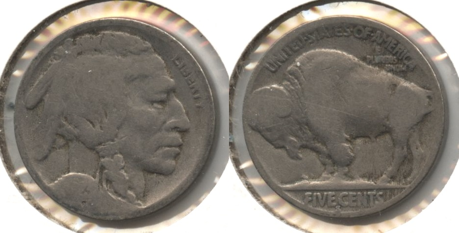 1923-S Buffalo Nickel AG-3 #ai