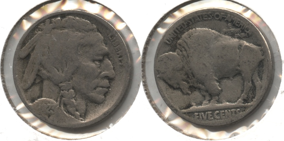 1923-S Buffalo Nickel Good-4 #ce