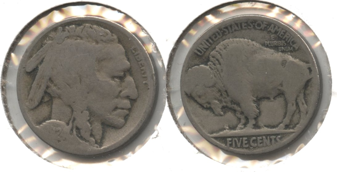 1924-S Buffalo Nickel Good-4 #e