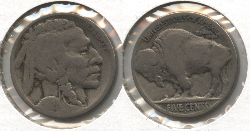 1926-D Buffalo Nickel Good-4 #c