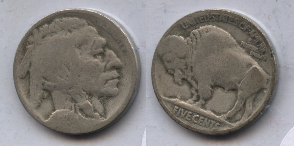 1926-S Buffalo Nickel AG-3 #b