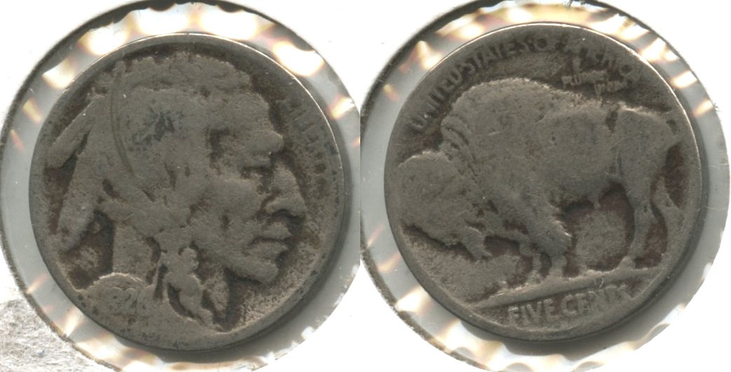 1926-S Buffalo Nickel AG-3 #g