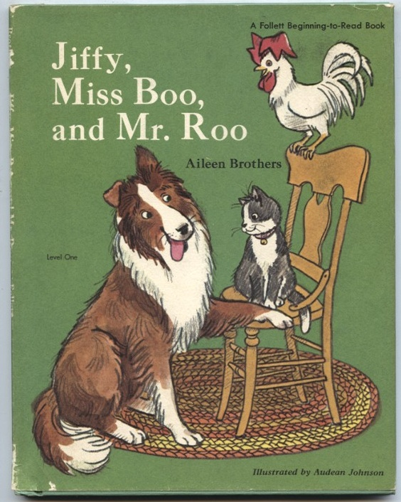 Jiffy Miss Boo and Mr Roo by Aileen Brothers Published 1966