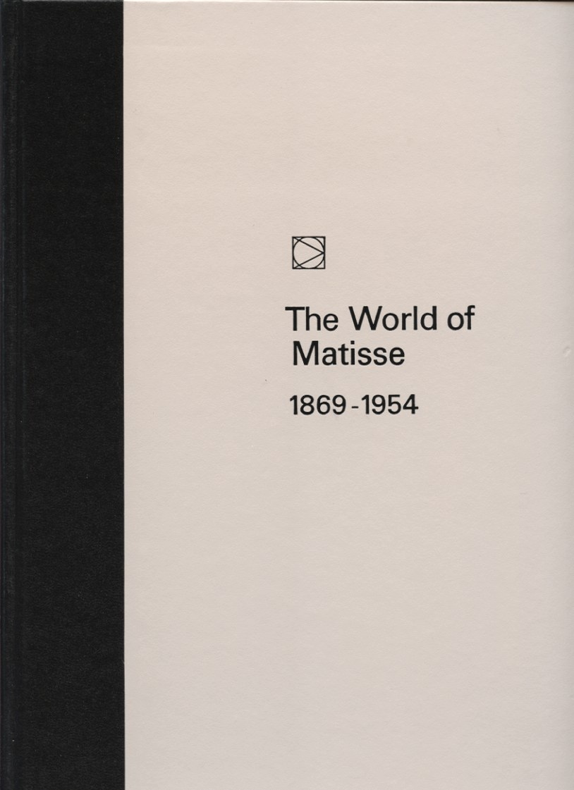 Time Life Library of Art The World of Matisse 1869 - 1954 Published 1969