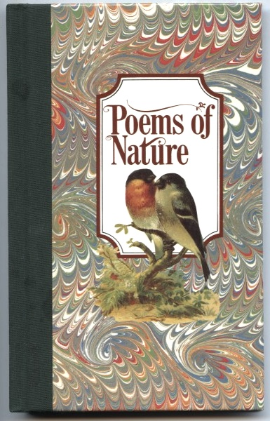 Poems Of Nature by Gail Harvey Published 1989