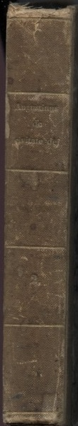 Hipponensis Episcopi De Civitate Dei by S Avrelii Augustini Published 1825
