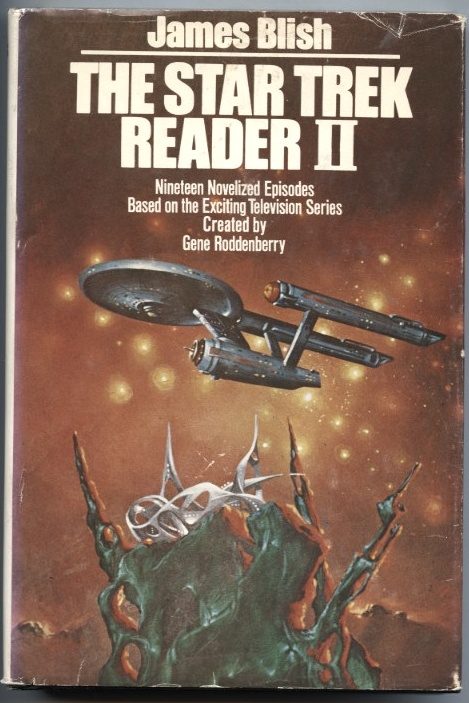 The Star Trek Reader II by James Blish Published 1977
